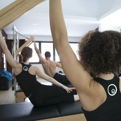 Pilates Apparatus Education Course II by body and flow