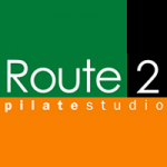 ROUTE 2 PILATES LAHORE PAKISTAN logo