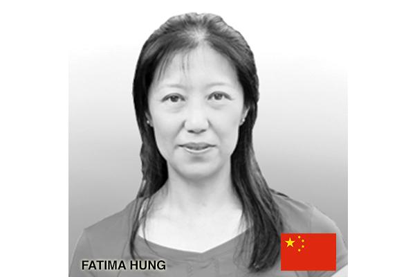 Fatima Hung Pilates China