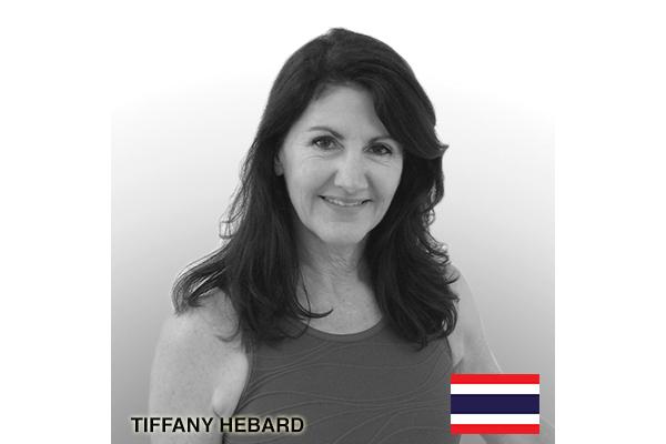 Tiffany Hebard Pilates Thailand