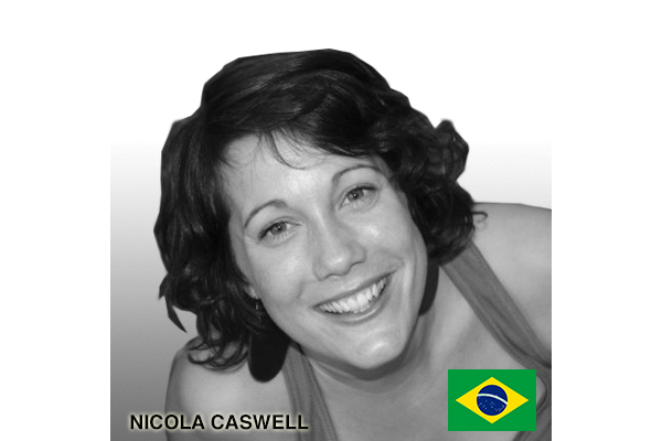 Nicola Caswell Pilates Brazil
