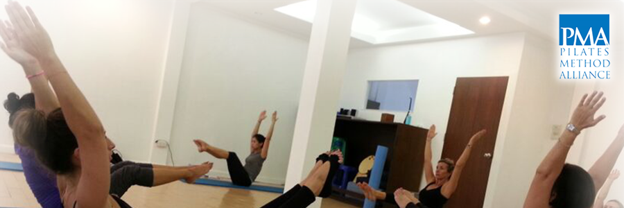 Pilates Mat Advanced Course • Bangkok • Thailand